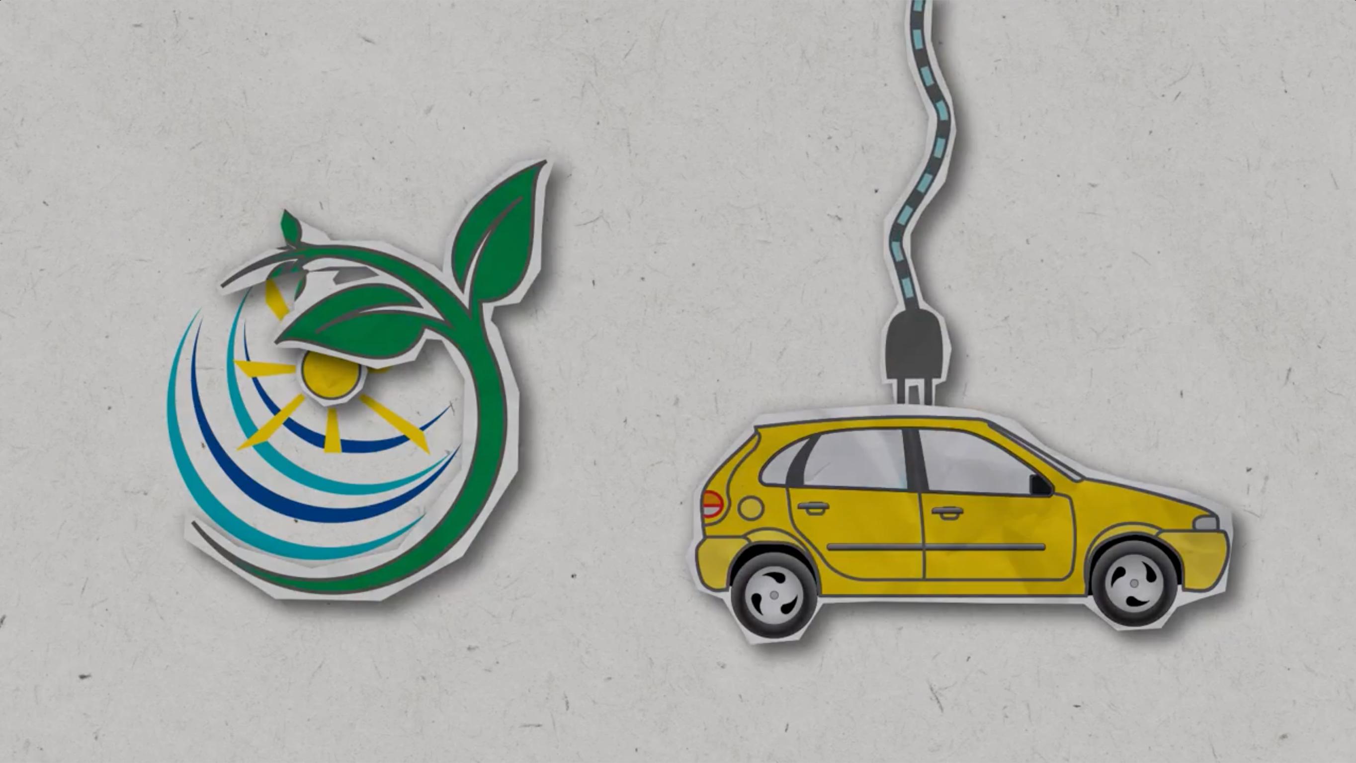 Samen CO₂-uitstoot compenseren met uw kaart Network Fleet Card