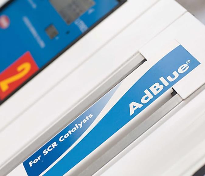 Greener diesel with AdBlue?